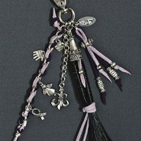 Classic Dressage: A handcrafted charm tassel made with your own horse's hair