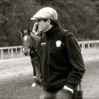 Hugo Palmer - racehorse trainer based in Newmarket
