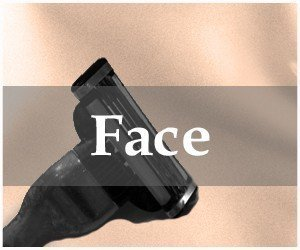 mens face Products Sub Menu Link