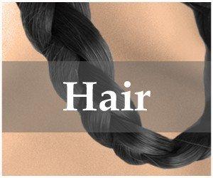 Ladies Hair Products Sub Menu Link